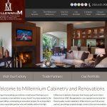 Millennium Cabinetry